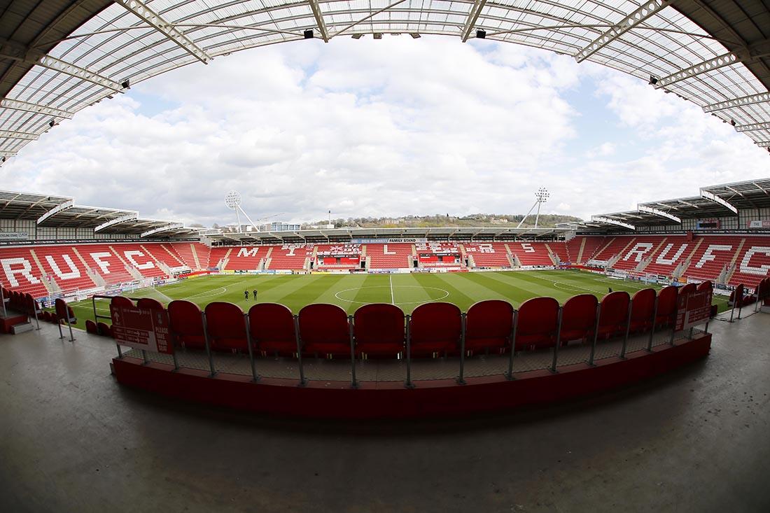 RU v Coventry City - 003 - Ground