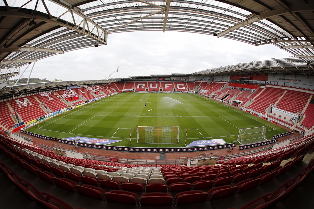 RU v Middlesbrough - 002 - Ground